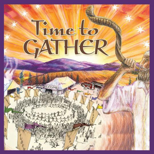Time to Gather festival scene